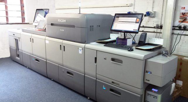 New Digital Press Room Installed