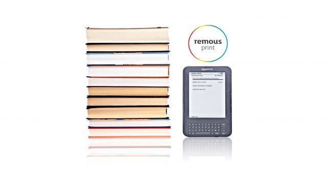 re-Kindle Love of Books? Book Printing Comeback!